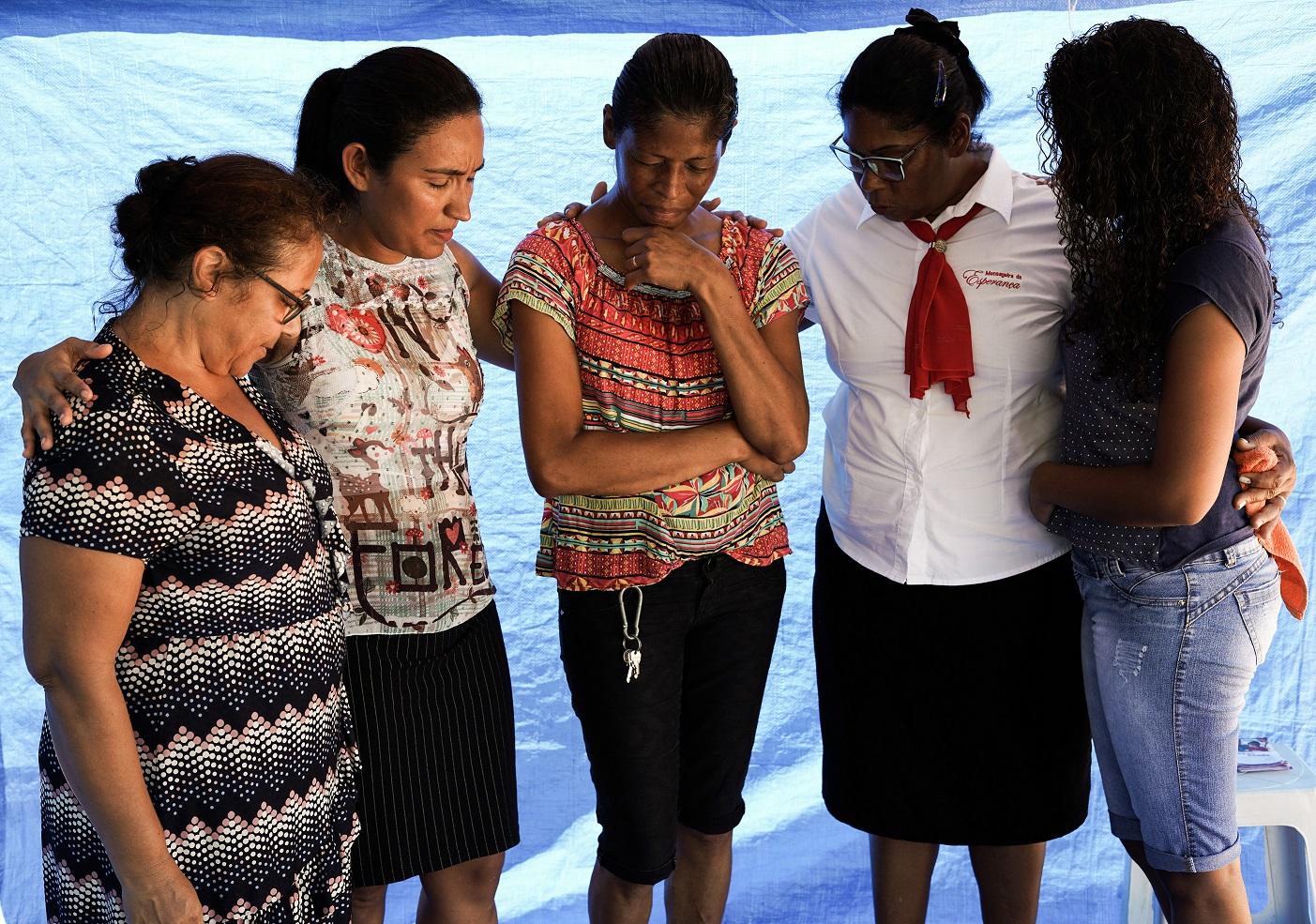 Adventistas capixabas no encerramento dos 10 Dias de Oração