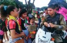 Ações realizadas por desbravadores comovem moradores de Paragominas