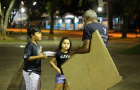 Comunidade adventista promove jantar solidário para moradores de rua