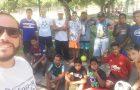 Escolinha de futebol apresenta ensinamentos bíblicos a adolescentes no Rio Grande do Sul
