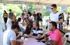 Voluntários da Igreja Adventista promovem feira de saúde no Parque do Cocó