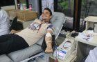 Estudantes de Teologia se mobilizam para doar sangue
