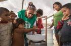 Agência humanitária socorre mais de 330 mil refugiados e migrantes