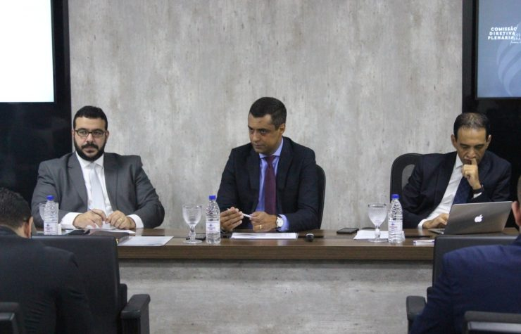 Líderes adventistas em Goiás iniciam Comissão Diretiva Plenária