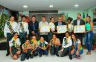 Clube de Desbravadores recebe homenagem de Câmara de Vereadores no Pará
