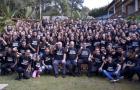 Paulistana recebe colportores estudantes