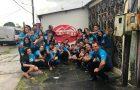 Reforma transforma casa de idosa durante Missão Calebe