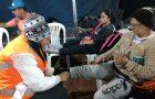 Voluntários adventistas prestam atendimento a romeiros em Minas Gerais