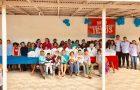 Em Camboriú, ação solidária resultará em sete batismos em setembro