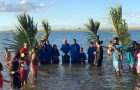 Escola de Evangelismo encerra com 110 batismos no semi-árido baiano