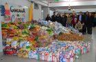 Alunos de Escola Adventista arrecadam três toneladas de alimentos