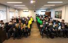 Servidores de escritório iniciam campanha de recolta em prol de crianças carentes
