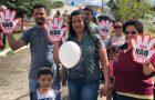 Famílias participam do Quebrando o Silêncio
