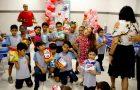 Menina abre mão de ganhar presentes de aniversário para ajudar crianças com câncer