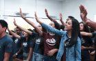 Celebra Calebe reúne jovens de todo DF e entorno