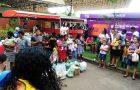 Voluntários amparam famílias venezuelanas no Maranhão