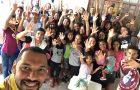 Voluntários do projeto Missão Calebe impactam o Planalto Central
