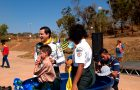 Expo comemora o Dia Mundial dos Desbravadores
