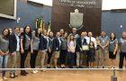 Câmara de vereadores homenageia os 60 anos do Colégio Adventista de Itajaí