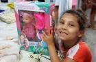 Voluntários comemoram mês das crianças em casa de acolhimento