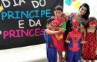 Crianças carentes vivem Dia do Príncipe e da Princesa em templo adventista