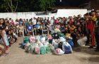 Jovens Adventistas no Maranhão realizam projeto em favor de famílias carentes