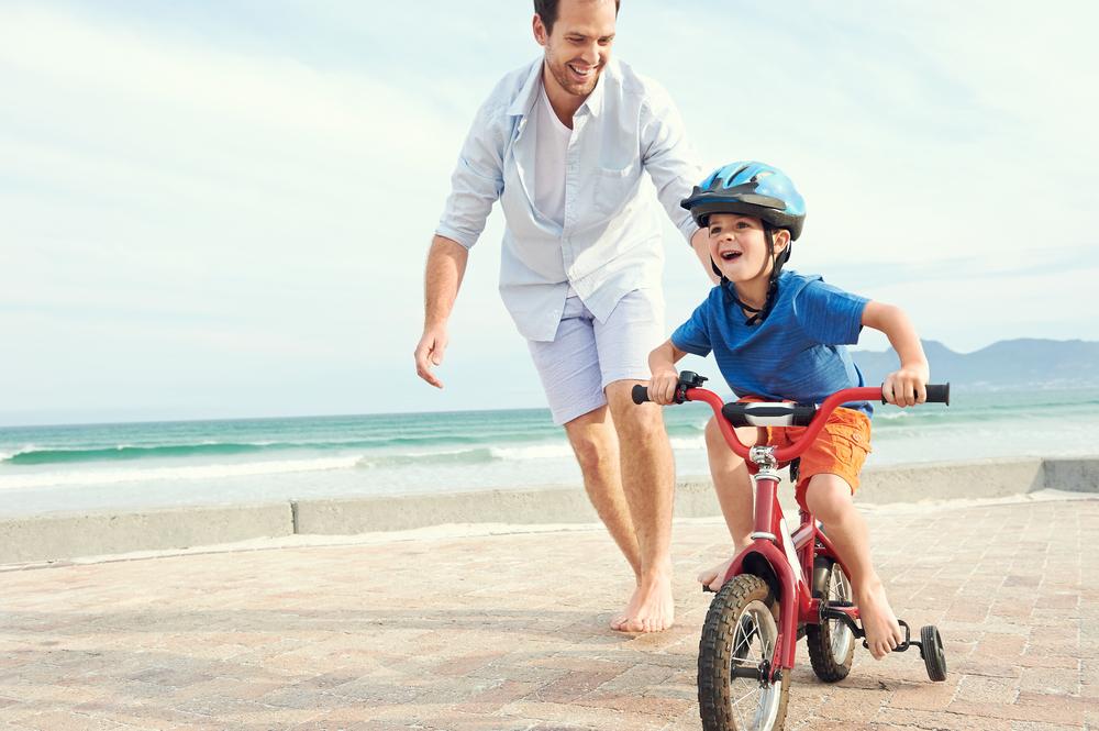 O pai, como figura masculina, tem privilégios e responsabilidades especiais. (Foto: Shutterstock)