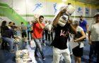 Pequeno grupo arrecada 9,3 toneladas de alimentos no Mutirão de Natal