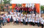 Mutirão de Natal beneficia comunidade carente em Manaus