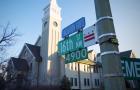 Conheça a histórica rua americana com 50 igrejas e casas de culto