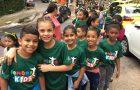 Projeto mantido por voluntários na Rocinha e Vidigal já beneficiou 3 mil crianças
