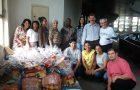 Igrejas de Londrina compartilham 200 cestas básicas no Mutirão de Natal