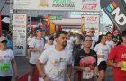 Corrida Vida e Saúde leva 1.400 pessoas à Beira Mar de São José