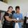 Os kits beneficiaram cerca de 100 alunos da rede municipal de São José dos Pinhais, no interior do Paraná.