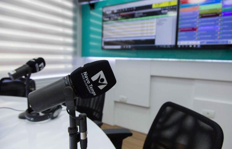 Rede de Rádio Novo Tempo avança de olho nos canais digitais