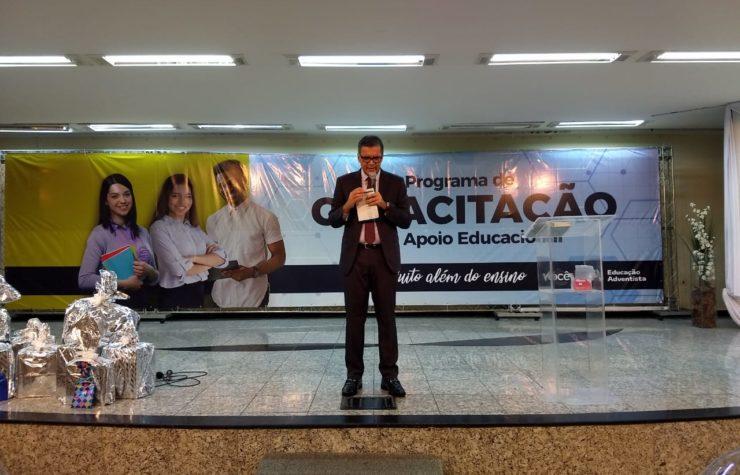 Educação Adventista realiza capacitação para professores e funcionários em SP