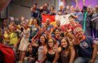 Jovens celebram resultados da Missão Calebe no sul do PR