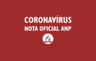 CORONAVÍRUS: Nota Oficial da ANP