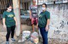 Voluntários arrecadam e doam cerca de 6 mil cestas de alimentos em SP