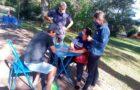 Jovens adventistas ajudam no cadastro do auxílio emergencial
