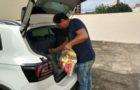 Drive Church, doação de alimentos, sangue e máscaras marcam o isolamento no interior paulista