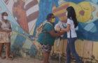 Alimentos beneficiam mais de 400 famílias em comunidade carente de Brasília