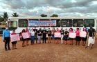 Ação homenageia servidores da Vigilância Sanitária no Sul do Pará