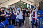 Enfermeiros são homenageados pela Ação Solidária Adventista em Joinville
