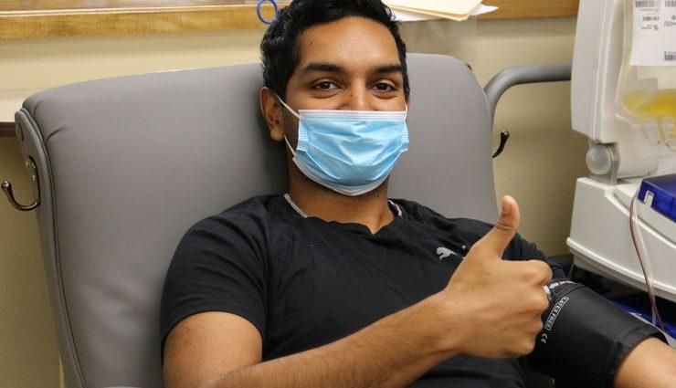 Loma Linda usa plasma convalescente para tratar pacientes com Covid-19