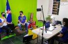 Juvenis participam de projeto educativo durante a Quarentena