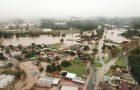 Chuva devasta cidades e jovens mobilizam ações solidárias