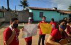 Adolescentes homenageiam idosos no sul da Bahia
