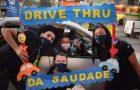 Drive thru da saudade no Colégio Adventista de São Gonçalo