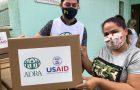 Consulado dos EUA faz parceria com adventistas e entrega kits de higiene no RS